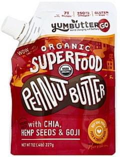 YumButter Peanut Butter Organic