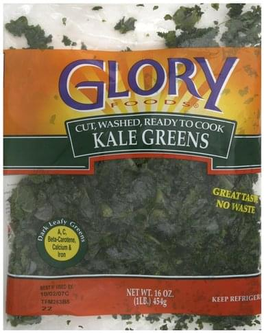 Glory Foods Kale Greens - 16 oz