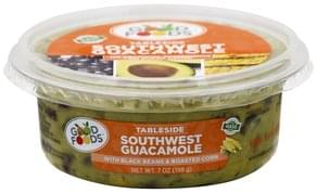 Good Foods Guacamole Southwest with Black Beans & Roasted Corn