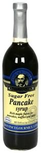 DaVi Gourmet Pancake Syrup Sugar Free