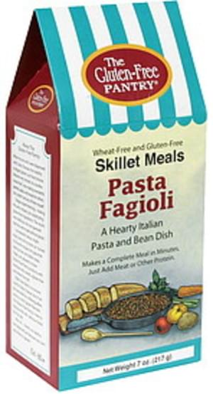 Gluten Free Pantry Pasta Fagioli Skillet Meals - 7 oz