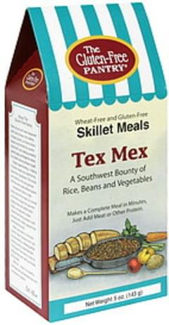 Gluten Free Pantry Skillet Meals Tex Mex