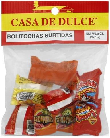 Casa De Dulce Candy - 2 oz
