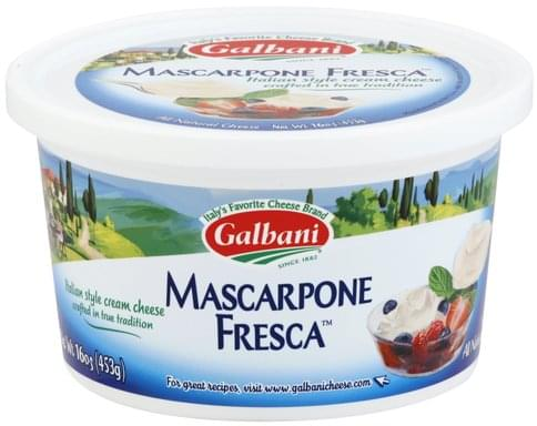Galbani Italian Style, Mascarpone
