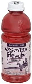 SoBe Hydration Beverage Nutrient Enhanced, Acai Raspberry