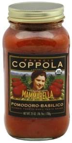 Francis Coppola Pasta Sauce Classic Tomato-Basil