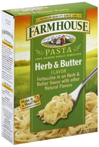 Farmhouse Herb & Butter Flavor Pasta - 4.7 oz