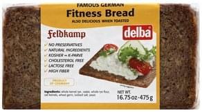 Delba Bread Fitness
