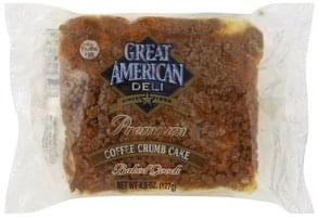Great American Cake Coffee Crumb