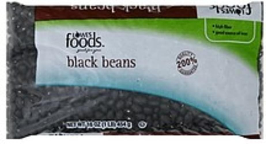 Lowes Foods Black Beans - 16 oz