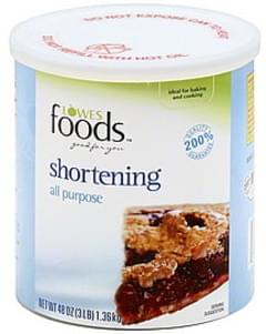 Lowes Foods Shortening All Purpose