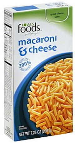 Lowes Foods Macaroni and Cheese