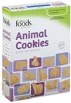 Lowes Foods Cookies Animal