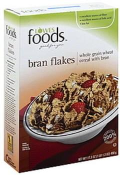 Lowes Foods Cereal Bran Flakes