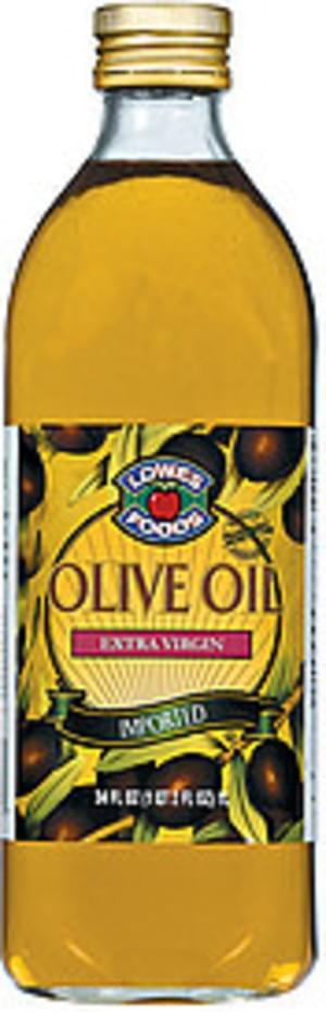 Lowes Foods Extra Virgin Imported Olive Oil - 34 oz