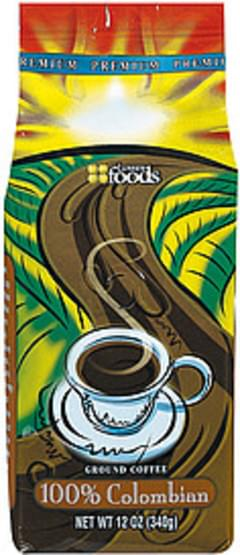 Lowes Foods Ground Coffee 100% Colombian