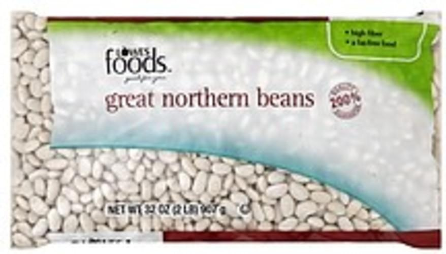 Lowes Foods Great Northern Beans - 32 oz