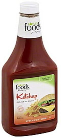 Lowes Foods Ketchup