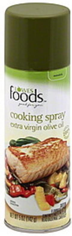 Lowes Foods Cooking Spray Extra Virgin Olive Oil