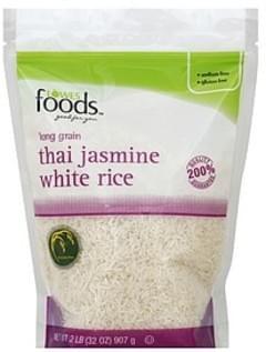 Lowes Foods White Rice Thai Jasmine, Long Grain