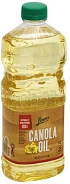 Lowes Foods Canola Oil