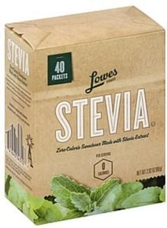 Lowes Foods Stevia