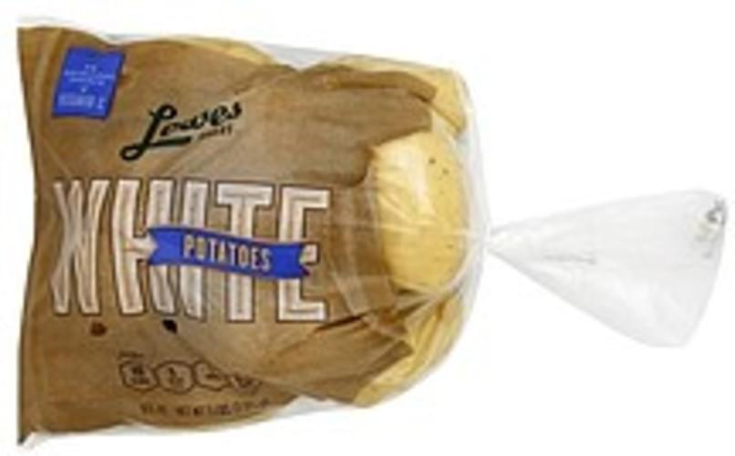 Lowes Foods White Potatoes - 5 lb