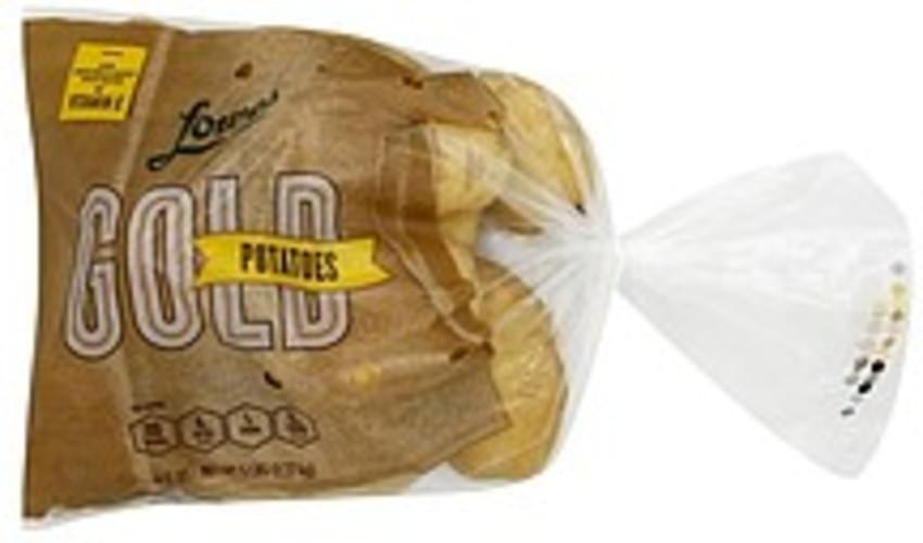 Lowes Foods Gold Potatoes - 5 lb