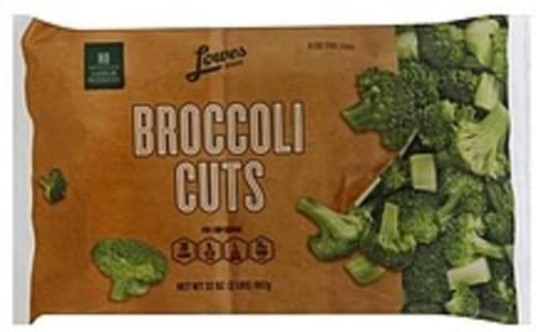Lowes Foods Broccoli Cuts