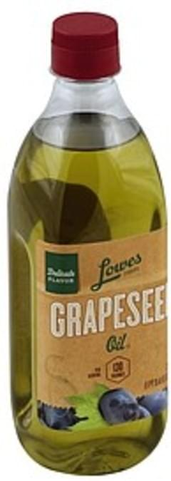 Lowes Foods Grapeseed Oil