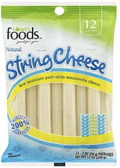Lowes Foods String Cheese