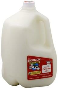 Horizon Milk Organic, Fat-Free