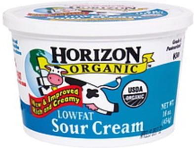 Horizon Lowfat Sour Cream