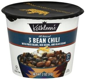 Kathleens 3 Bean Chili