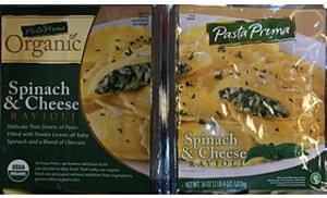 Pasta Prima Spinach & Cheese Ravioli