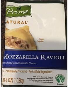 Pasta Prima Grilled Chicken & Mozzarella Ravioli
