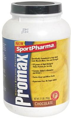 Sport Pharma Muscle Building Protein Chocolate