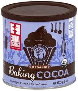 Equal Exchange Baking Cocoa Organic