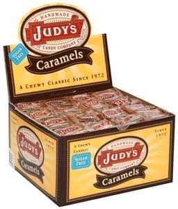 Judys Vanilla Caramel Sugar Free