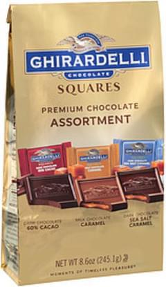 Ghirardelli Chocolate Ghirardelli Premium Chocolate Assortment Chocolate Squares Premium Chocolate Assortment