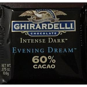 Ghirardelli Intense Dark Squares All Natural
