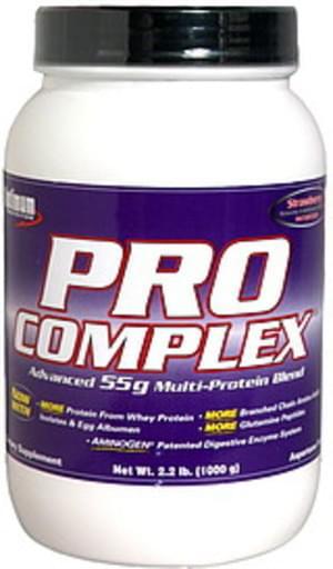 Prolab Strawberry Multi-Protein Blend - 2.2 lb