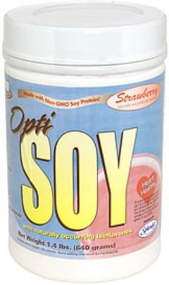 Optimum Nutrition Opti-Soy Strawberry