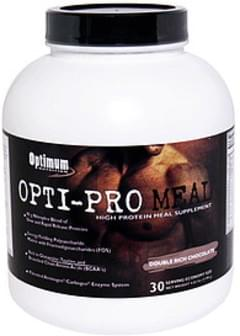 Optimum Nutrition High Protein Shake Double Rich Chocolate, Economy Size