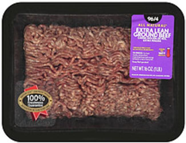 Interstate Meat Extra Lean Ground Beef - 16 oz