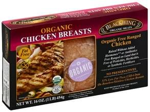 Blackwing Meats Chicken Breasts Free Ranged, Organic