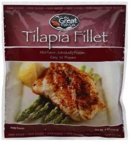 Great Fish Tilapia Fillet