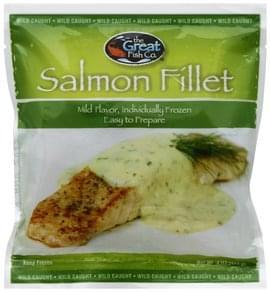 Great Fish Salmon Fillet