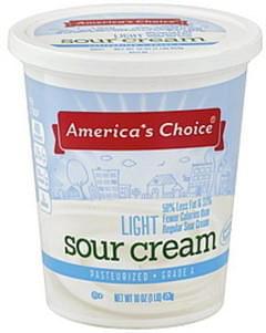 Americas Choice Sour Cream Light