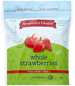 Americas Choice Strawberries Whole